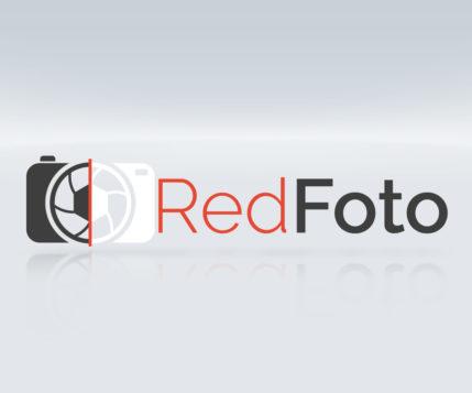 red foto logo