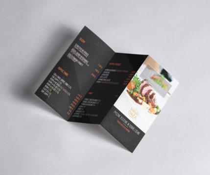 zajazd oaza projekt menu