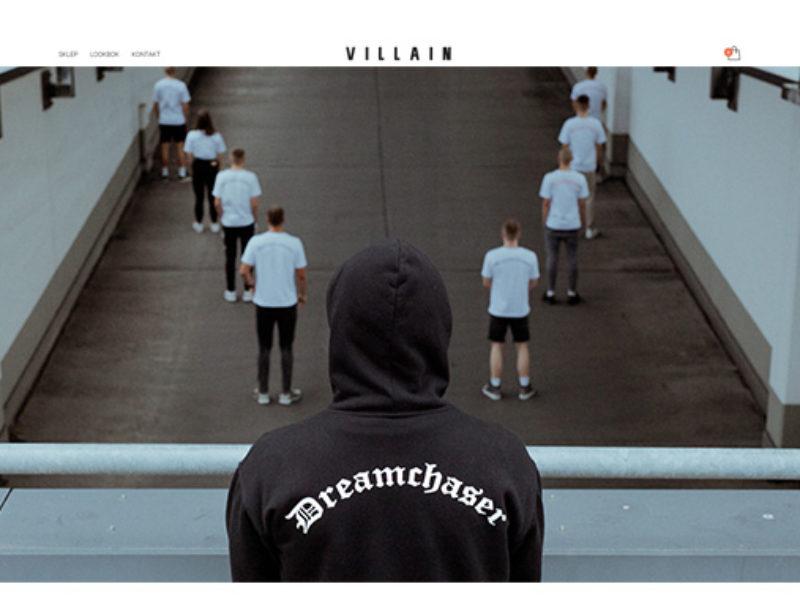 villain witryna sklep internetowy