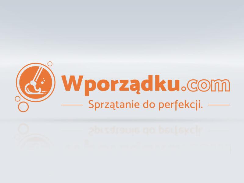 Wporzadku logo projekt